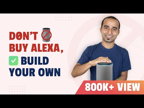 Don't Buy Alexa! Build Your Own. Create a Virtual Assistant with Python | Python Project | Jarvis AI