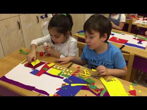 Etki Okulları  -  Neptün Sınıfı Sihirler Parmaklarımız İş Başında :)