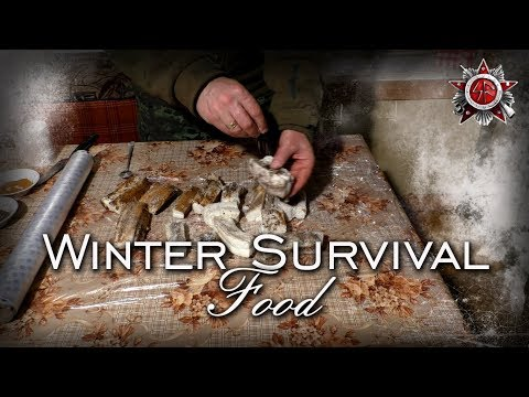 Winter Survival Food|Ready And Awesome