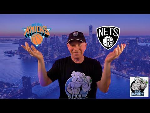 Brooklyn Nets vs New York Knicks 3/15/21 Free NBA Pick and Prediction NBA Betting Tips