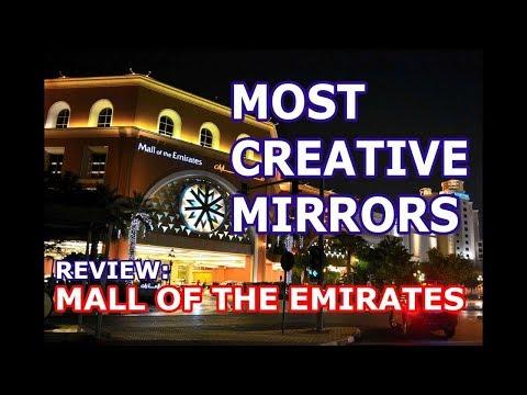 Hidden Creativity inside Mall of the Emirates in Dubai 2017