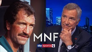 Graeme Souness speaks of