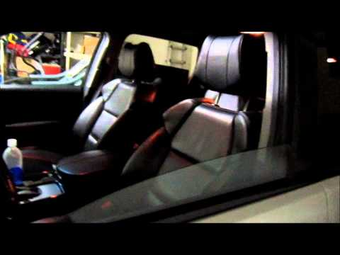 Acura Tips and tricks pt2: How to close all windows and moonroof and lock the doors fast