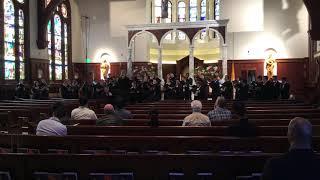Elijah Rock (Hairston)- Kate Crellin conducting the USC Thornton Concert Choir