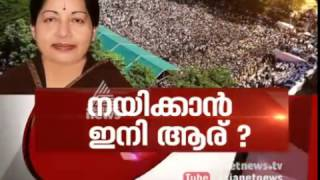 News Hour 06/12/16 Who After Jayalalitha News Hour Debate 06th Dec 2016