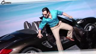 Making of Ad: Oxemberg campaign with Saif Ali Khan