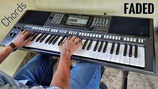 Download Alan Walker - Faded | Keyboard Cover (Chords)