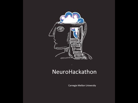Live from CMU BrainHub's Neurohackathon!
