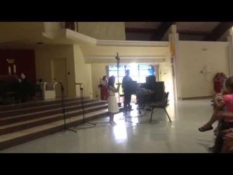 Danila,Bishop Larkin Catholic School Talent Show.