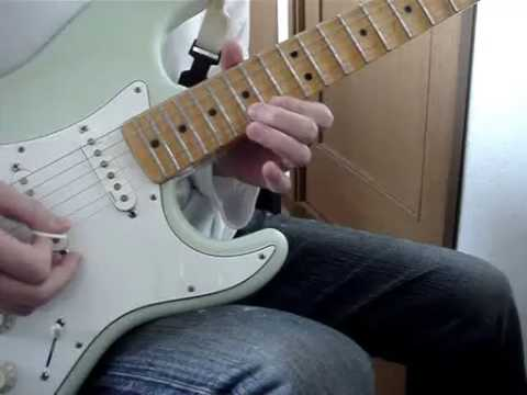 DEATH DEALER solo (cover) / Yngwie Malmsteen's Rising Force