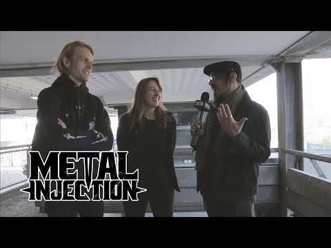EMPLOYED TO SERVE On Being DIY, The Future Of Hardcore & More In Silly Interview | Metal Injection