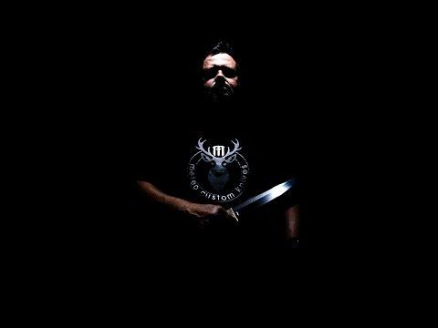 Marcin Lubowski - Knifemaker (krótki film dokumentalny/short documentary)