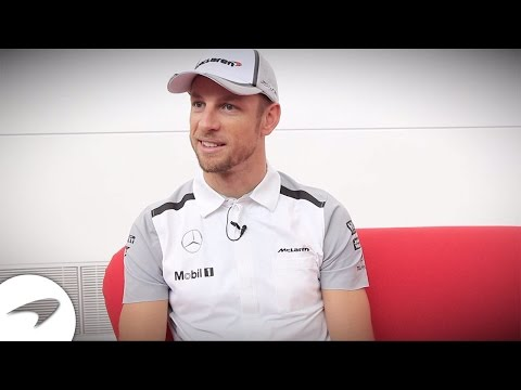 Jenson Button: My top 10 McLaren drives