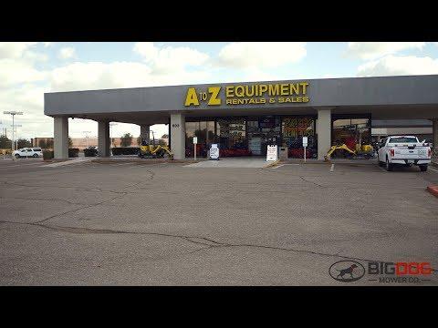 BigDog® Mower Co. Dealer Spotlight | A to Z Equipment Rental & Sales in West Valley (Full Version)