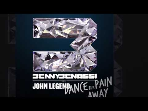 Benny Benassi Feat. John Legend  - Dance The Pain Away (Benny Benassi Basic Radio) [Official]