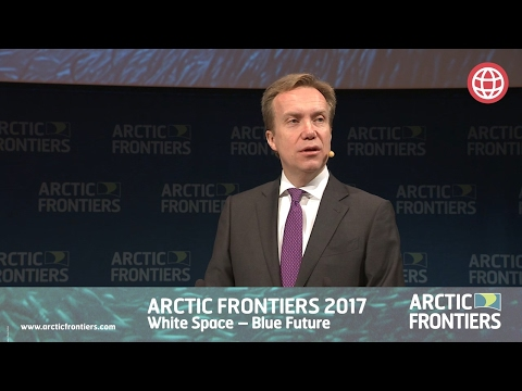 Arctic Frontiers 2017  The Arctic in a Global Context