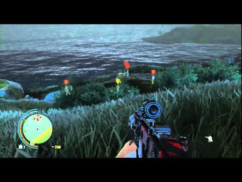 Far Cry 3 - WANTED: Dead Quest (X:446.2,Y:494.9)