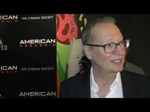 American Assassin Premiere -  Stephen Schiff, Screenwriter