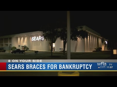 Sears braces for bankruptcy