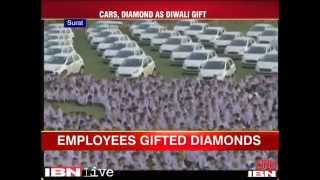Diwali bonus for employees_ houses, cars and jewellery