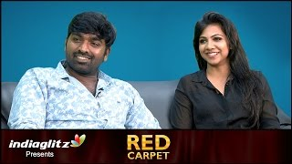 Media Wants Madonna but not me : Vijay Sethupathi Interview | Kadhalum Kadandhu Pogum Red Carpet