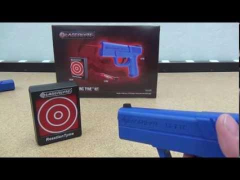 Product Overview: LaserLyte Laser Training Tyme Kit