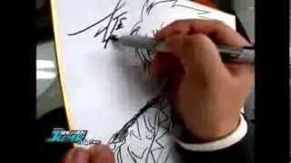 Famous mangaka draw 2 (TORIKO,ZETMAN,BEELZEBUB,NURARIHYON NO MAGO)