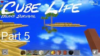 Let´s Play / Lets Laber - Cube Life - Part 5 - Wii U - Große Karte / Erneuter Bug - Deutsch