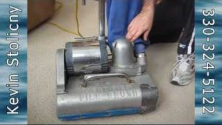 Pile Lifter - Coastal Priority - Gets the sand out of your carpet, prevents wicking