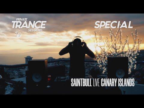 Private Special Session tv - Saintbull live Canary Islands (Progressive & Melodic Techno) 20200621