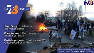 7/8 Le journal. jeudi 7 mars 2019