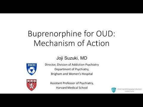 Buprenorphine for Opioid Use Disorder