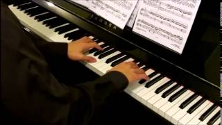ABRSM Piano 2015-2016 Grade 8 B:1 B1 Dussek Allegro con Spirito Sonata in B Flat Op.24 by Alan