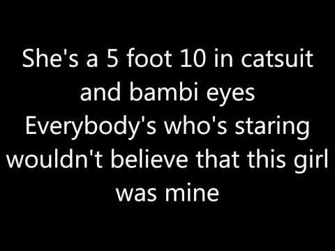 LYRICS Westlife - When You're Looking Like That