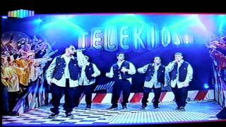 Backstreet Boys - Telekids - 1996 - Holland - Part 2