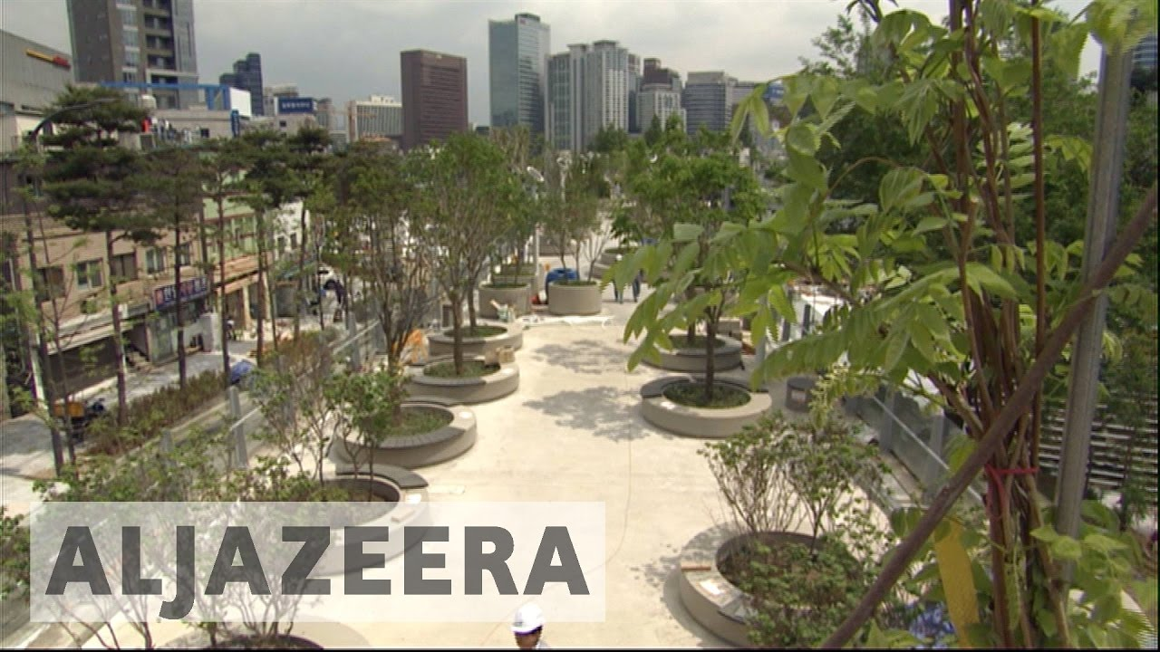 Seoul: $50m walkway moves city away from car dependency