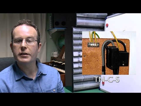Types of Earthing System for Electricity Supplies (UK)
