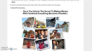 fanpage method-real money marketing sources