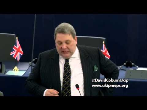 Plain packaging of cigarettes is counterfeiters' dream - David Coburn MEP