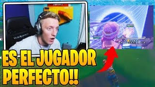 Tfue Reacciona **AL NUEVO MEJOR JUGADOR DE CONSOLA** De FORTNITE!! 😱😱