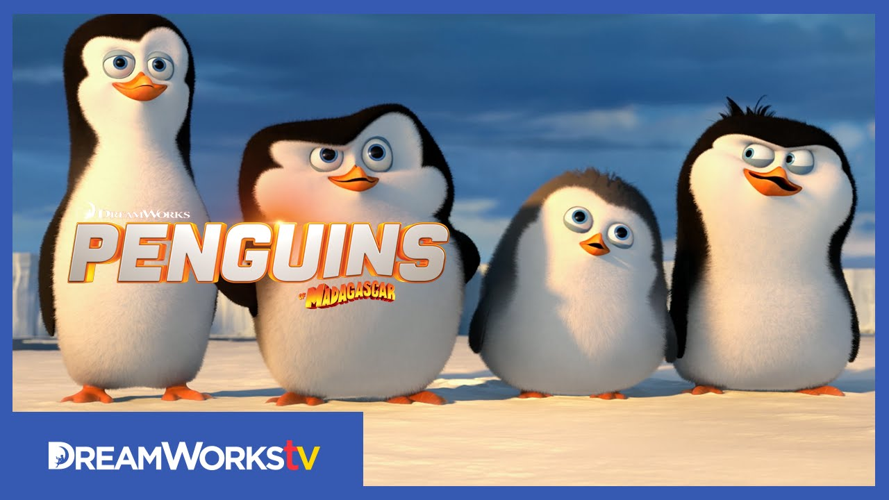 official] first four and a half minutes | penguins of madagascar