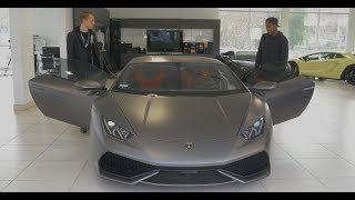 HOPSIN BUYS HIS FIRST NEW LAMBORGHINI!