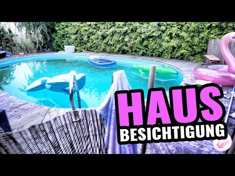Haus Besichtigung / Bei Anne Wünsche zu Besuch / 7.8.19 / Frau_sein