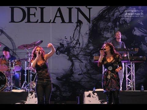 Delain : a Day at Lowlands (2009 Backstage & Live docu) mp3