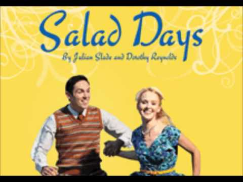 We Said We Wouldn't Look Back - Salad Days