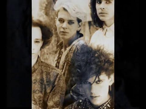 "▐►CLAN of XYMOX  ""No Words"", lyrics ('84 Wave)"