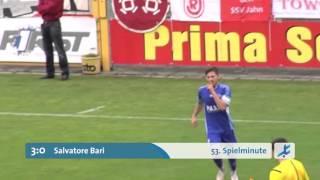 SV 01 Viktoria Aschaffenburg   - SSV Jahn Regensburg  (Regionalliga Bayern 15/16, 18.  Spieltag)