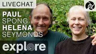 Paul Spong and Helena Seymonds of OrcaLab - Live Chat 10/12/16 thumbnail