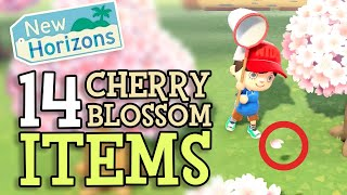 Cherry Blossom Recipes I Got Every Sakura Item On The First Two Days Of April I Want To Help You Get Them Too Ac Newhorizons