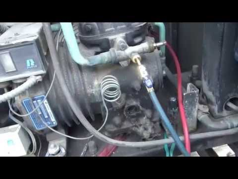 How to Add Freon or Refrigerant to a Walk In Cooler or Freezer with